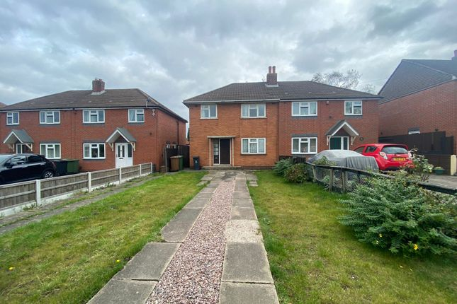 3 bed semi-detached house for sale in Lindon Road, Walsall, West Midlands WS8