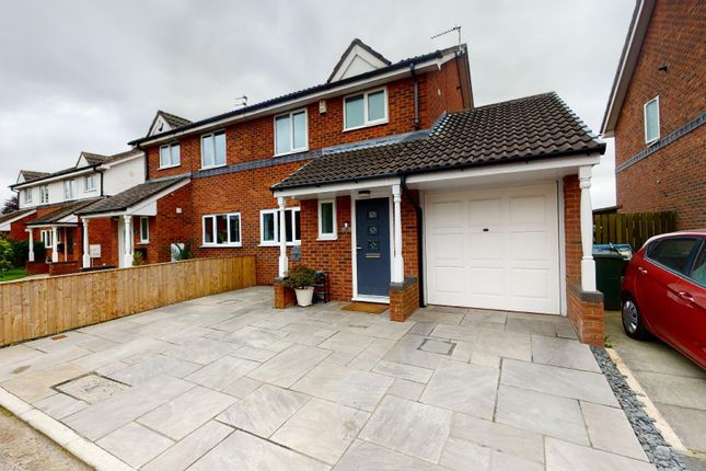Thumbnail Semi-detached house for sale in Holland Court, Crawford Village, Lancashire, 9