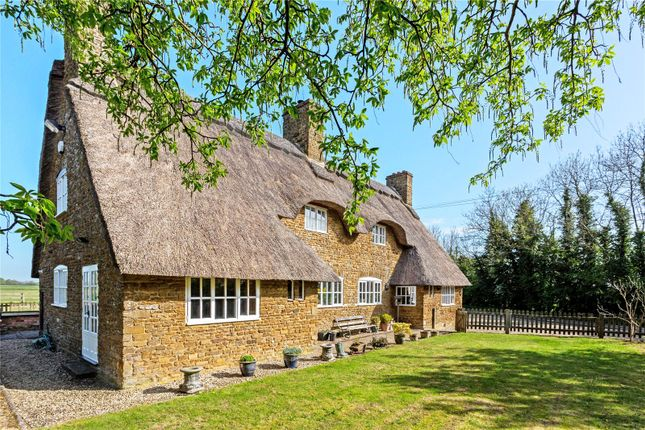 Thumbnail Detached house for sale in Main Road, Thenford, Banbury, Oxfordshire