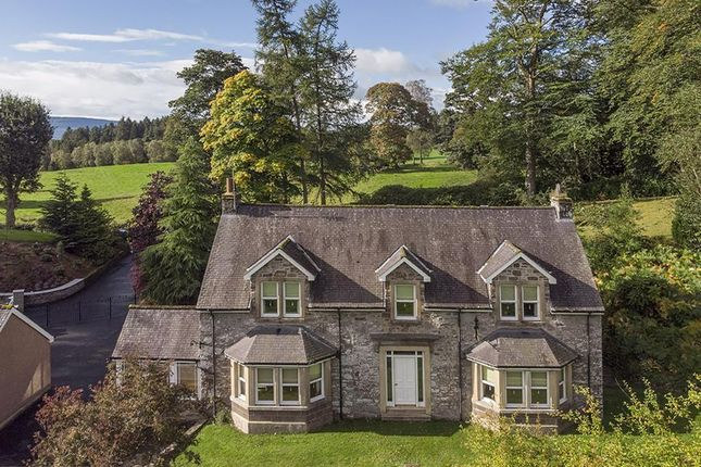 Thumbnail Detached house for sale in Lerrocks Road, Argaty, Near Doune/Dunblane