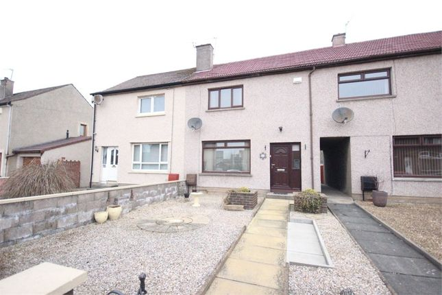 Thumbnail Terraced house for sale in 62 Stewart Crescent, Lochgelly, Fife