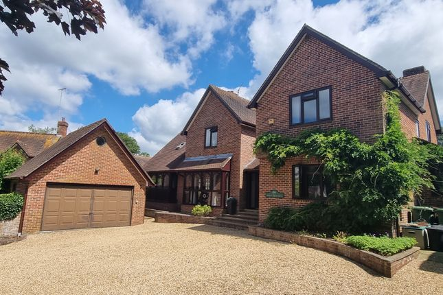 5 bed detached house for sale in Gosport Road, East Tisted, Alton GU34