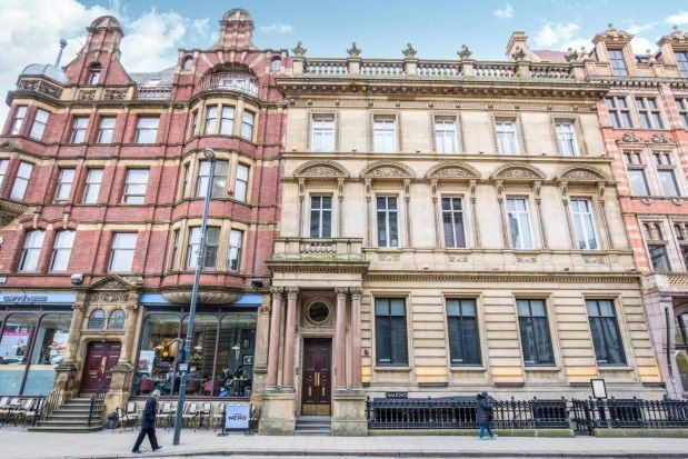 Thumbnail Flat to rent in 22 Park Row, Leeds