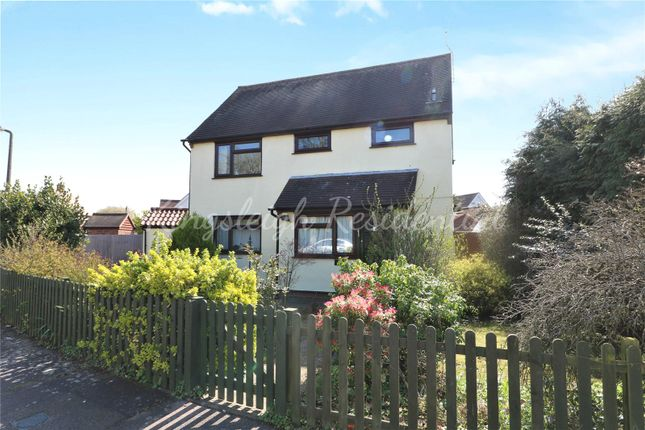 Thumbnail Detached house for sale in Dedham Meade, Dedham, Colchester, Essex