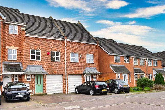 3 bed terraced house for sale in Haynes Road, Elstow, Bedford MK42