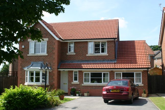 Thumbnail Detached house to rent in Stubbs Close, Salford