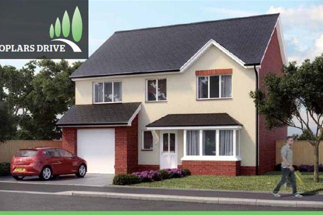 Thumbnail Detached house for sale in Poplars Drive, Skewen, Neath