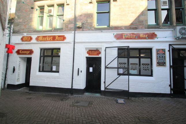 Thumbnail Pub/bar for sale in Market Bar, 32 Church St, Inverness