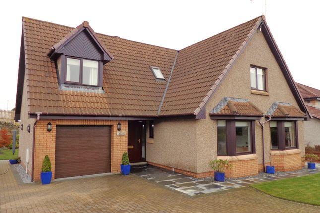 Thumbnail Detached house for sale in 25 Brucelands, Elgin
