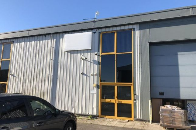 Thumbnail Industrial to let in Unit 5, Unit 5, Windmill Business Park, Windmill Road, Clevedon
