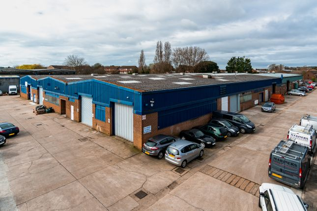Thumbnail Industrial to let in Blocks C, Skill Centre, Limberline Spur, Portsmouth