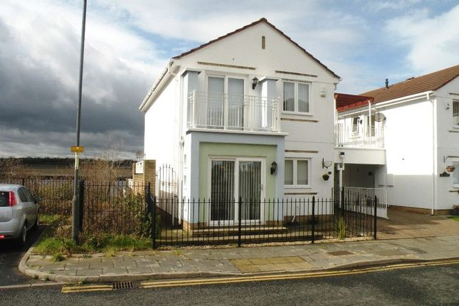Thumbnail Detached house to rent in Coble Landing, South Shields