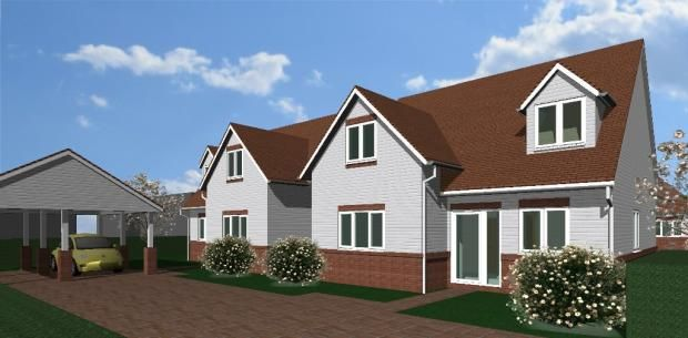 Thumbnail Detached house for sale in St Johns Road, Locks Heath