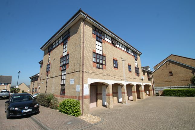Thumbnail Flat to rent in Emerald Quay, Shoreham-By-Sea