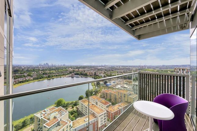 Balcony/View of Woodberry Grove, London N4