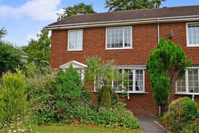 Thumbnail Town house for sale in Carleton Green Close, Pontefract