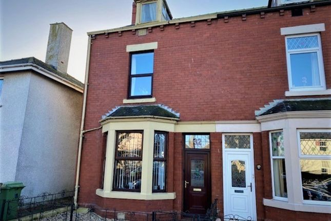 4 bed end terrace house for sale in Caldew Street, Silloth, Wigton CA7