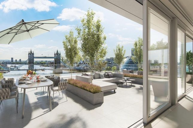 "Thumbnail Flat for sale in ""Stirling Penthouse"" at Water Lane, (City Of London), London"