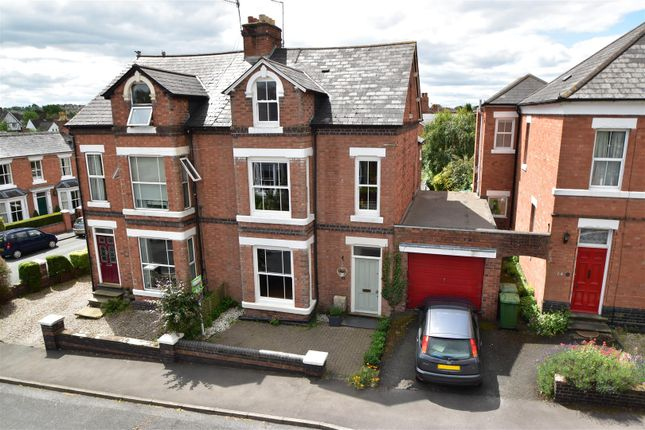 Thumbnail Semi-detached house for sale in Corbett Street, Droitwich