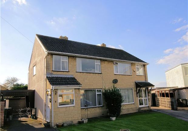 3 bed semi-detached house for sale in Somerset Crescent, Stoke Gifford, Bristol