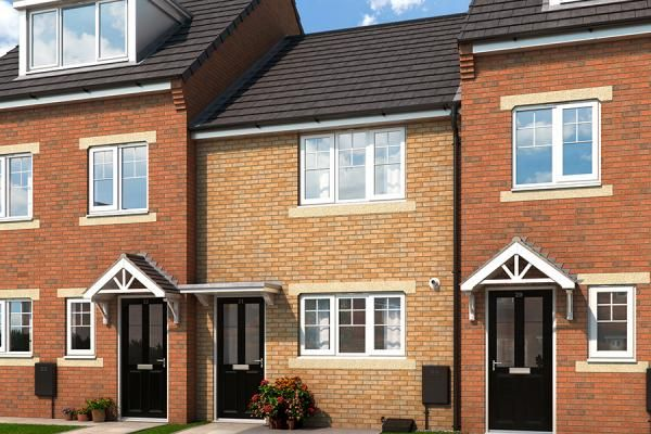 """Thumbnail Property for sale in """"The Cedar At Sheraton Park"""" at Main Road, Dinnington, Newcastle Upon Tyne"""
