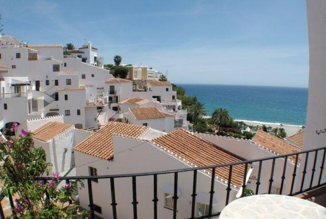 Terraceview of Spain, Málaga, Nerja, East Nerja, Capistrano Playa