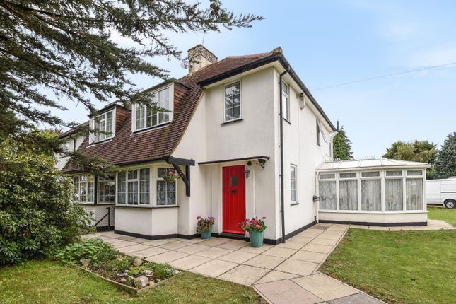 Thumbnail Semi-detached house to rent in Church Road, Iver