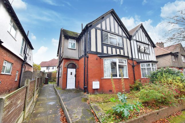 3 bed semi-detached house for sale in Southgate, Chorlton Cum Hardy, Manchester M21