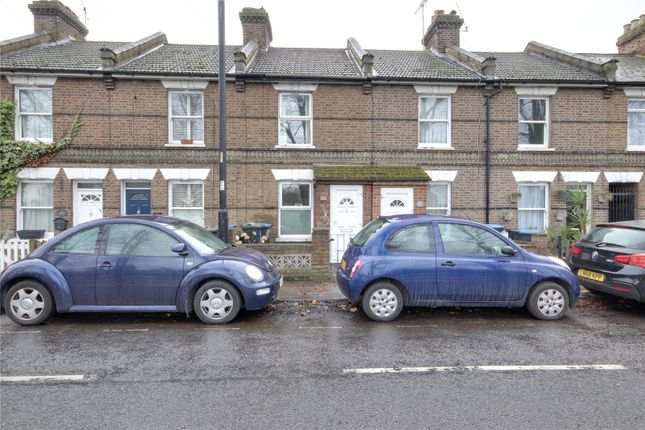 2 bed terraced house for sale in Lincoln Road, Enfield EN1