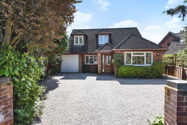 Thumbnail Detached house to rent in Thorpe, Surrey