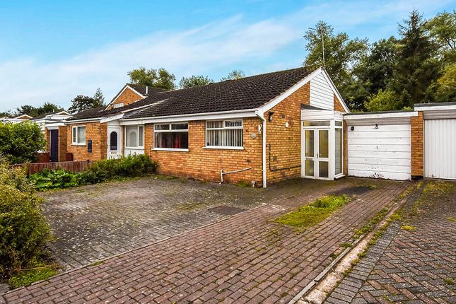 Thumbnail Semi-detached house for sale in Milton Crescent, Leicester