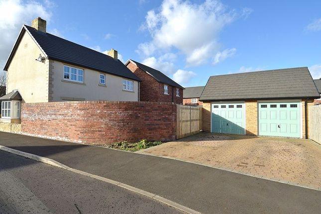Garage of Rosewood Close, North Shields NE29