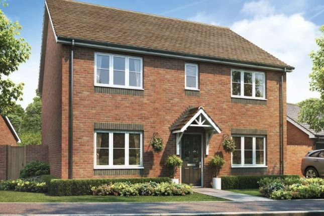 Thumbnail Detached house for sale in Shawbury, Shrewsbury, Shropshire