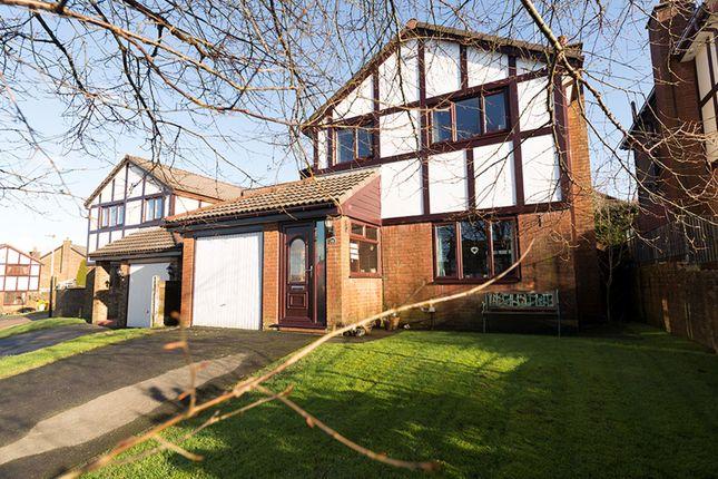Thumbnail Detached house for sale in Jacks Key Drive, Darwen