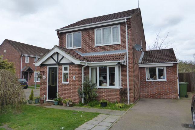 Thumbnail Detached house for sale in Maple Drive, Taverham, Norwich