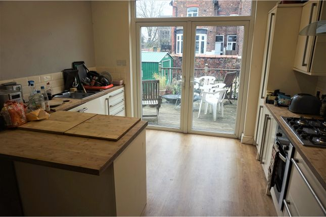 Thumbnail Property to rent in Keppel Road, Manchester