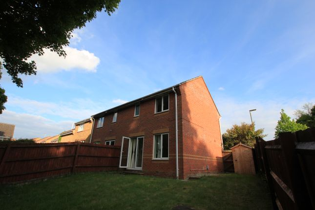 Thumbnail Semi-detached house to rent in Grasmere, Stevenage