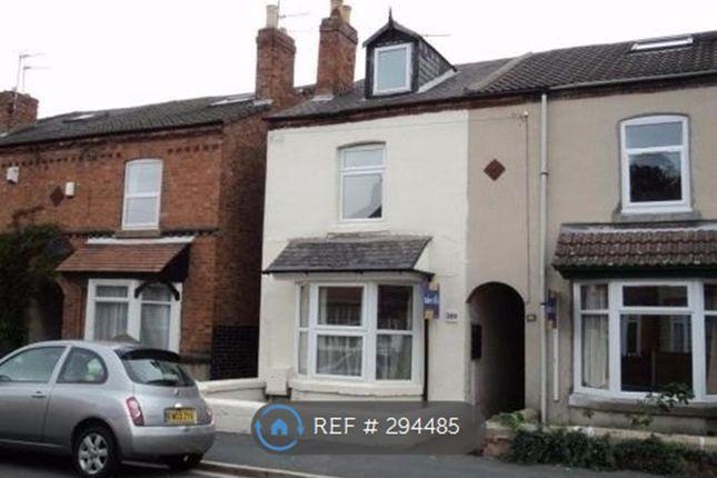 Thumbnail Semi-detached house to rent in Lower Regent Street, Nottingham