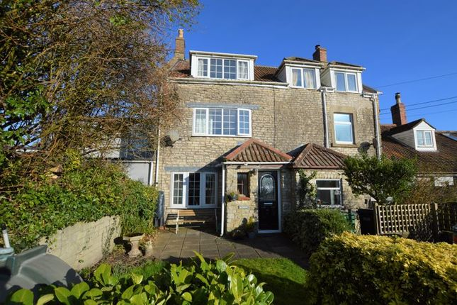 Thumbnail Terraced house for sale in Clutton Hill, Clutton, Bristol