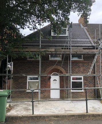 Thumbnail Semi-detached house for sale in Iron Mill Lane, Crayford, Dartford, Kent