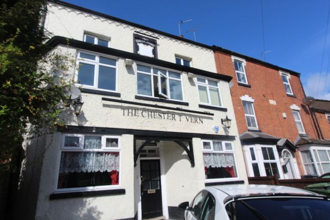 Thumbnail Leisure/hospitality to let in Chester Road North, Kidderminster
