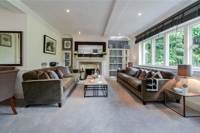 Thumbnail Detached house to rent in Hollybank House, Frognal, London