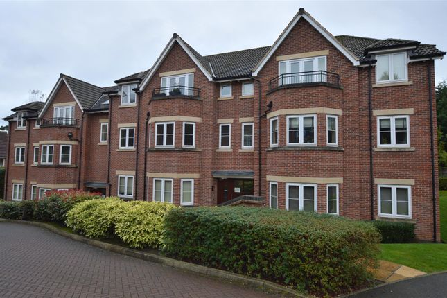 Thumbnail Flat to rent in St. Georges Close, Allestree, Derby