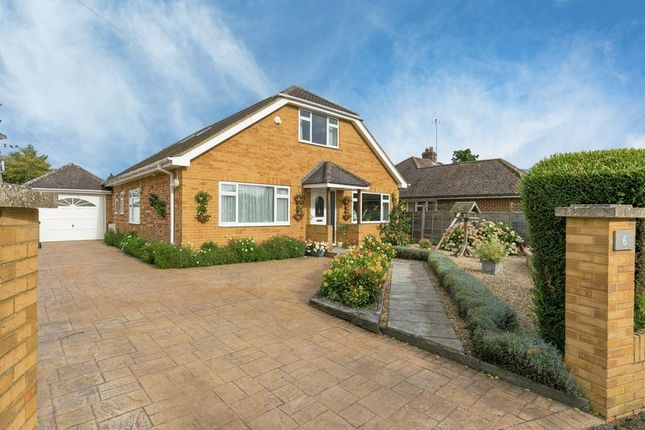 Thumbnail Detached bungalow for sale in Trinity Road, Hazlemere, High Wycombe