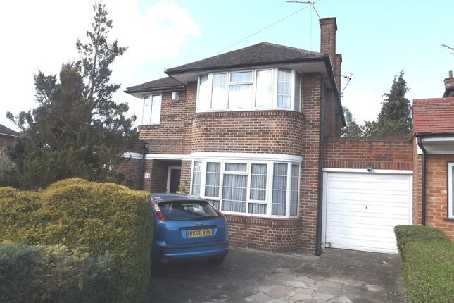 Thumbnail Detached house for sale in Francklyn Gardens, Edgware