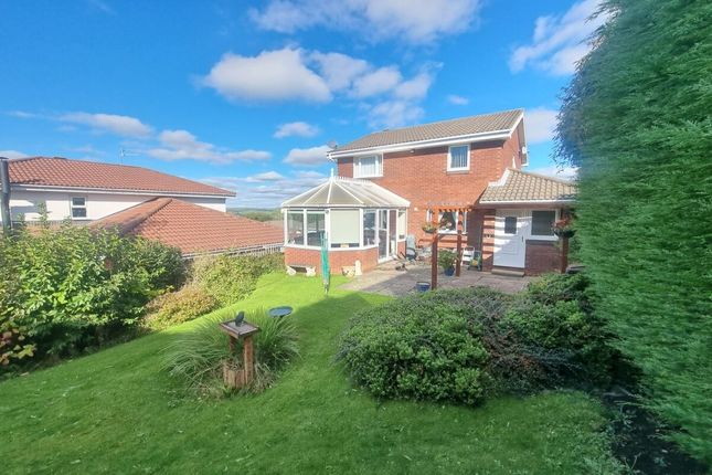 Thumbnail Detached house for sale in Briarside, Blackhill, Consett