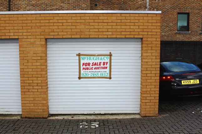 Thumbnail Parking/garage for sale in Old Park Road, Palmers Green
