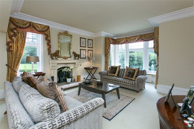 Drawing Room of Whisterfield Lane, Lower Withington, Macclesfield, Cheshire SK11