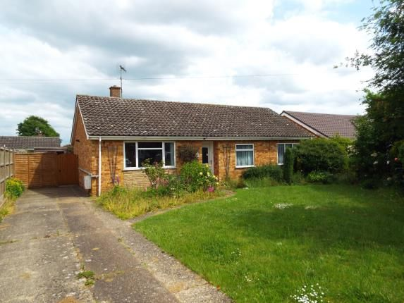 Thumbnail Bungalow for sale in Swaffham, Norfolk