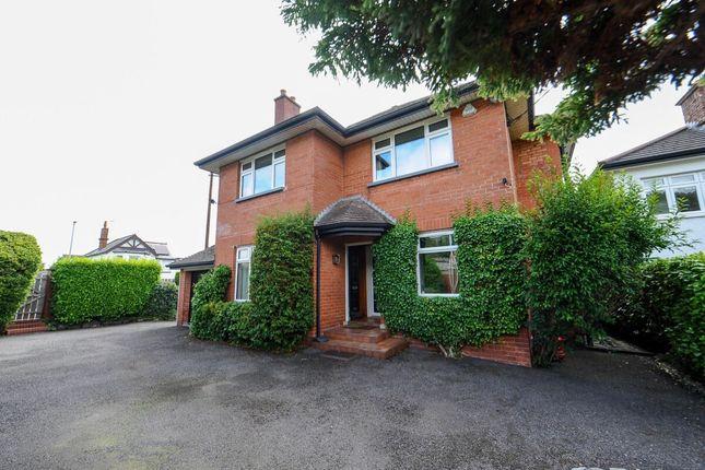 Thumbnail Detached house for sale in Upper Road, Greenisland, Carrickfergus